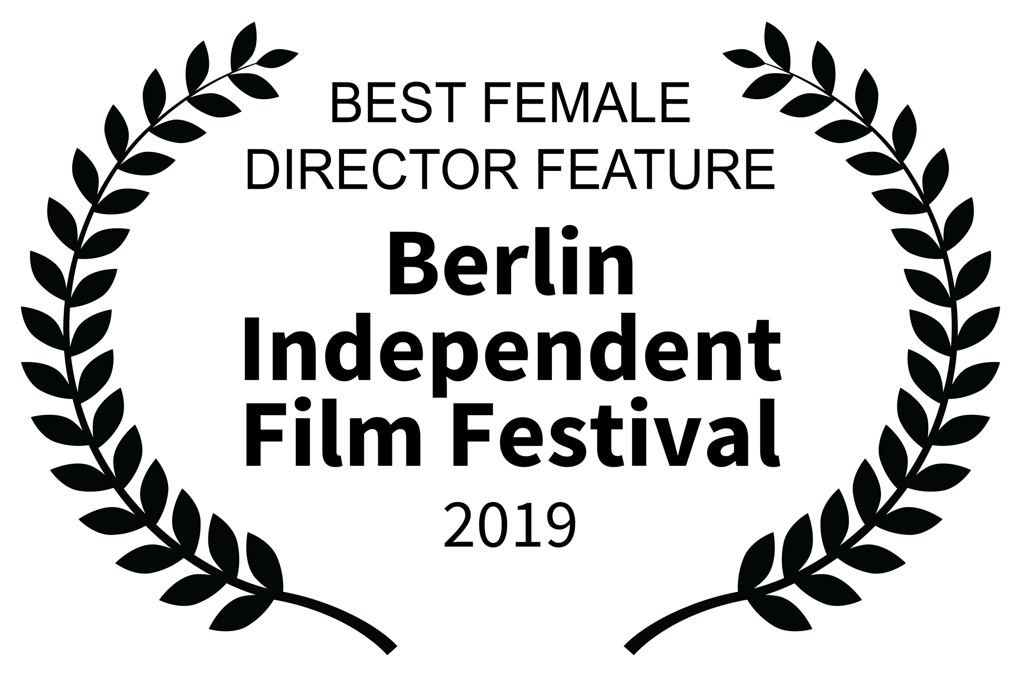 Beste Female Director Feature - Berlin Independent Film Festival